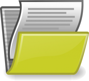 GDPR documentation folder