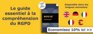 Guide de poche du RGPD