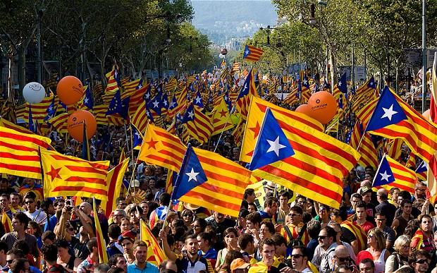Catalonia Seeks Independence Referendum Despite Madrid