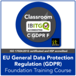 EU general data protection regulation foundation training course