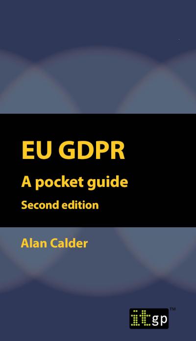 EU general data protection regulation - a pocket guide