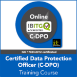 Certified data protection office (C-DPO) online training course