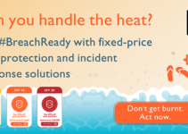 Get #BreachReady before you get burnt!