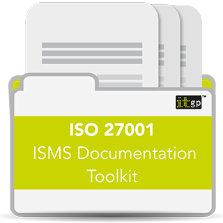 ISO 27001 ISO27001 ISMS Documentation Toolkit