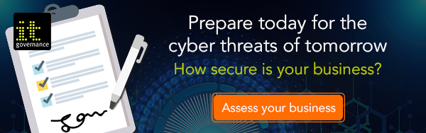 Prepare today for the cyber threats of tomorrow. How secure is your business? Take our brief self-assessment.