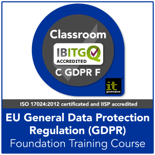 Certified EU GDPR Foundation Training Course