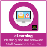 Phishing and ransomware staff awareness course