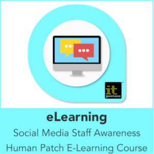 Social Media Staff Awareness Human Patch E-learning Training Course