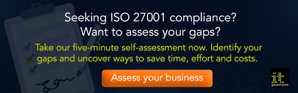 Want help planning for ISO 27001 implementation?