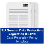 General Data Protection regulation Data Protection Policy Template
