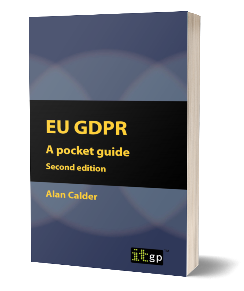EU GDPR, A Pocket guide, Second Edition