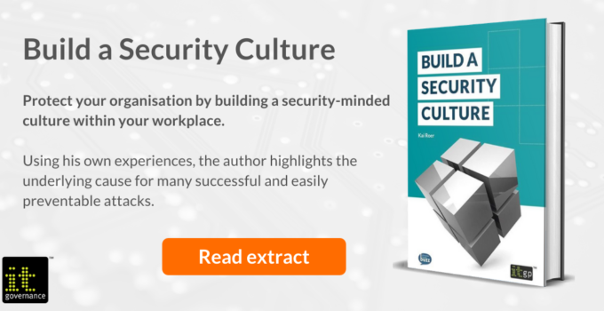 Protect your organisation by building a security-minded culture