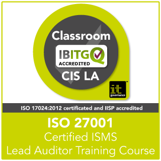 Certified ISO 27001 ISMS Lead Auditor Training Course in Amsterdam