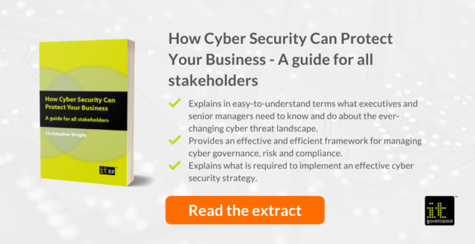 How can cyber security protect your organisation?