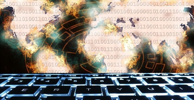 How does ransomware infect organisations