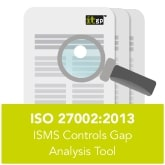 ISO 27002 Controls Gap Analysis Tool