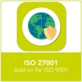 ISO 27001 Add-on for ISO 9001