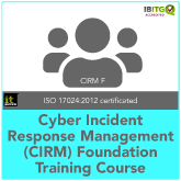 Incident Response Management Foundation Training Course