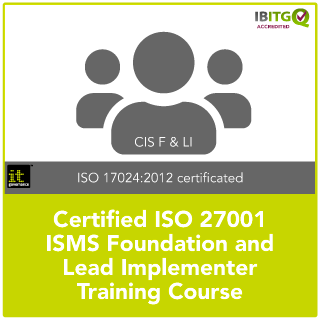 Certified ISO 27001 ISMS Foundation and Lead Implementer Combination Training Course