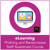 Phishing and Ransomware – Human patch e-learning course