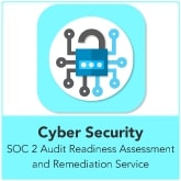 SOC 2 Audit Readiness Assessment and Remediation Service