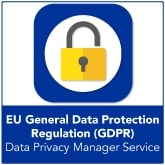 GDPR Data Privacy Manager Service