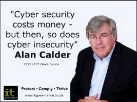 Cyber security costs money - but then, so does cyber insecurity