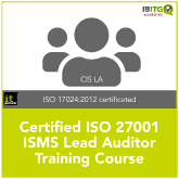 Certified ISO 27001 ISMS Lead Auditor Training Course