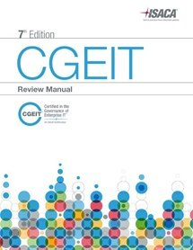 CGEIT Review Manual 2014