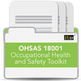 OHSAS 18001 Documentation Toolkit | IT Governance