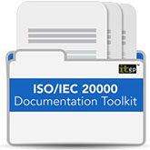 ISO/IEC 20000 Documentation Toolkit