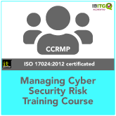 Managing Cyber Security Risk Training Course