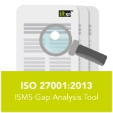 ISO27001 2013 ISMS Gap Analysis Tool (Download)