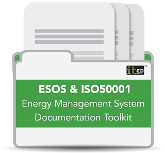 ESOS & ISO 50001 Documentation Toolkit