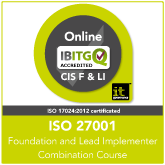 ISO 27001 Lead Implementer and Lead Auditor Combination Online