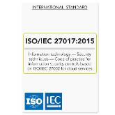 ISO 27017 2015 – Information Security Controls for Cloud Services