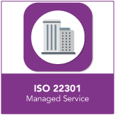 ISO 22301 BCMS Managed Service