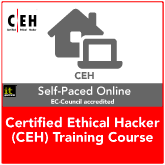 Certified Ethical Hacker (CEH) Self-Paced Online Training Course
