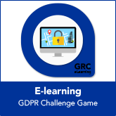 GDPR Challenge – Online Game (E-learning)