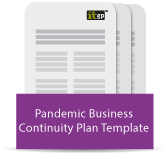 Pandemic Business Continuity Plan Template