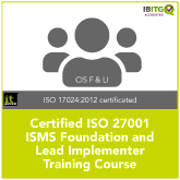 ISO 27001 Foundation and Lead Implementer Combination Course