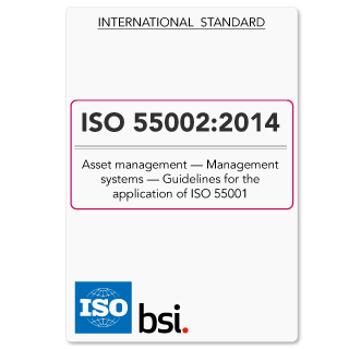 ISO 55002 (ISO55002) Guidelines for Application of ISO 55001