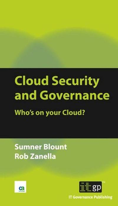 Cloud Security and Governance
