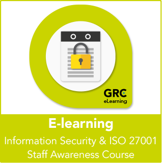 Information Security & ISO 27001 e-learning course