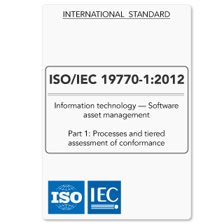 ISO19770-1 (ISO 19770-1) Software Asset Management Processes (Hardcopy)