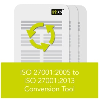 ISO 27001:2005 to ISO 27001:2013 Conversion Tool