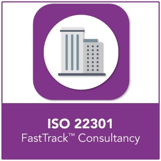 FastTrack ISO22301 consultancy