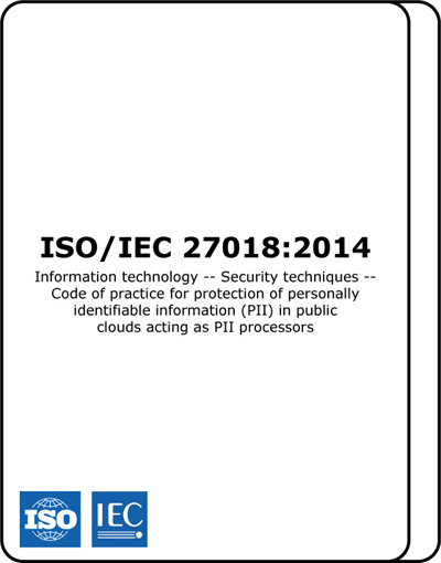 ISO27018 (ISO 27018) PII in Public Clouds