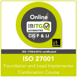 Certified ISO 27001 ISMS Foundation and Lead Implementer Live Online Combination Training Course