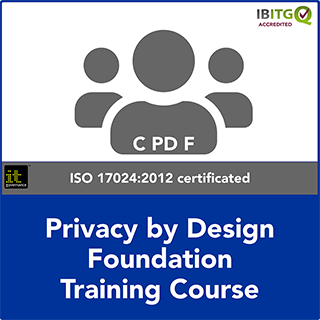Privacy by Design Foundation Training Course